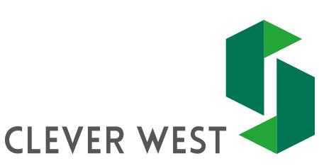 Clever Etiketten GmbH West Logo